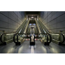 Escalier mécanique, ascenseur de voyageurs
