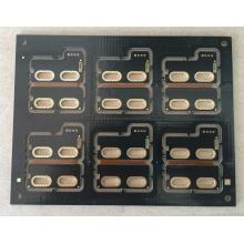 4 layer 1.0mm  rigid-flex PCB board
