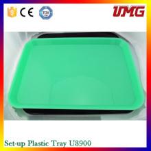 U8900 Bandeja de plástico autoclavable Instrumento dental