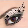 Косметика для тела и искусства нетоксичный самоклеящиеся временные татуировки наклейки глаз