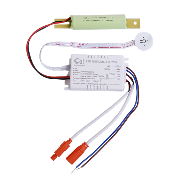 Abs External Led Emergency Driver