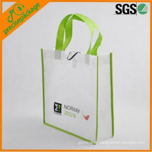 top quality branded eco reusable nonwoven shopping bag