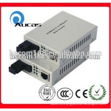 Factory price 100M/1000M Media Converter Single Mode Fiber Converter offer