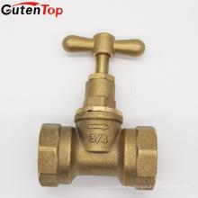 GUTENTOP высокое качество 200Psi Кран латунный запорный клапан для воды использовать масло