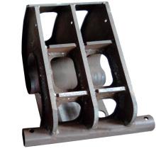 Accessoires de locomotive en métal soudés et estampage OEM