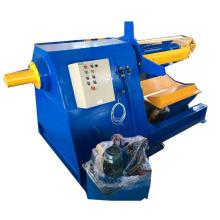 5T electric metal decoiler