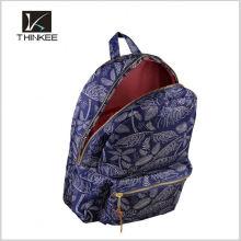 2016 Новый лучшие продажи неон ярко-розовый рюкзак Школьная сумка