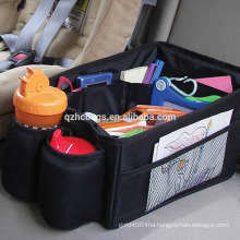 Car organizer with multi compartment and bottle holder compartment (ES-H517)