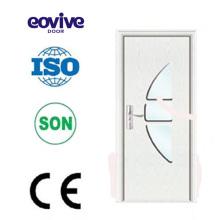 Umweltfreundliches Material verwendet PVC-Membrantüren