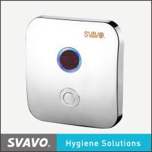 Flusher automático del tocador con el botón manual (V-CF9025)