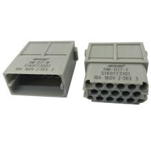 Polycarbonat-Hochleistungsstecker und -stecker