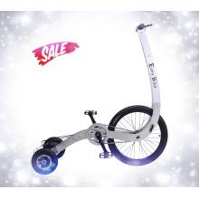 Alta qualidade bicicleta de exercício ao ar livre com peso leve para crianças bicicleta de três rodas