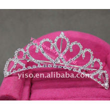 Pequena coroa elegante