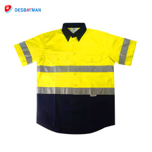 High quality and cheap price reflective safety workwear