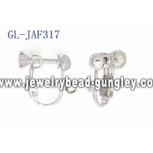 Screw back earrings findings jewelry accessories