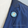 Wholesale Metal Brooch Soft Enamel Custom Lapel Pin Manufacturers China No Minimum
