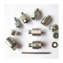 Precision machining custom-made CNC steel turning part