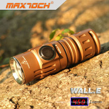 Maxtoch Wand. E EDC taktische Mini Solar Power Led-Taschenlampe