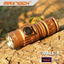 Maxtoch стены. Тактические мини солнечной энергии E EDC светодиодный фонарик