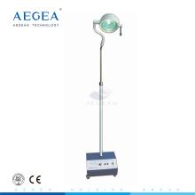 Luces de quirófano AG-LT009 soporte cuatro ruedas silenciosas con frenos