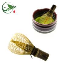 80 Prong lila Bambus Schneebesen für Matcha Tee