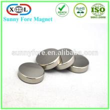 magnet round neodymium n52 20 x 10