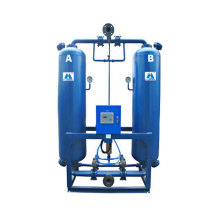 Chinese largest manufacturer CE & ISO certification Heatless adsorption desiccant compressed air dryer