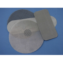 Single Layer Sintered Filter Disc