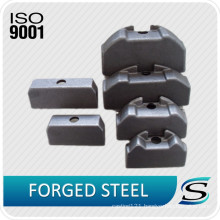 Precision Forging Hook Plate For Forklift Part