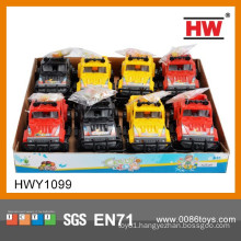 Hot Sale Plastic Friction Car Candy Toy Small Toys For Kids