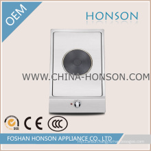 One Electric Hot Plate Gas Hob for Kitchen Appliance