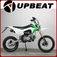Upbeat 125cc de Road Dirt Bike con faros y luces traseras
