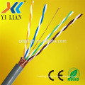 fiber optic cable price per meter cat5e cat6 3m gigabit cable 4 pair UTP FTP STP SFTP Network Cable