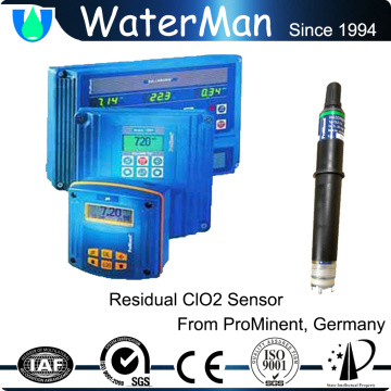 chemical clo2 generation equipment with CE&ISO