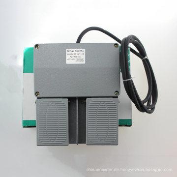 10A 110 V / 220 V Yumo Fuß Contorl Schalter Pedalschalter Druckknopf En Ydt1-15