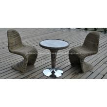 Neue Luxus-Garten-Freizeit-Bar-Rattan-Möbel