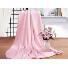 Cobertores de lã Coral Solid 200 * 240