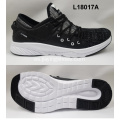 Venta al por mayor Breathable Men Running Sport Shoes