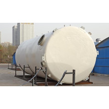 Tanque / Embarcação Química Anti-Corrosão GRP