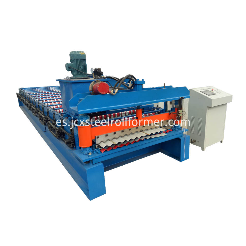 1064 Corrugated Roll Forming Machine