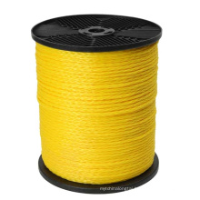 6mmx100m 8 strands hollow braided rope PE rope