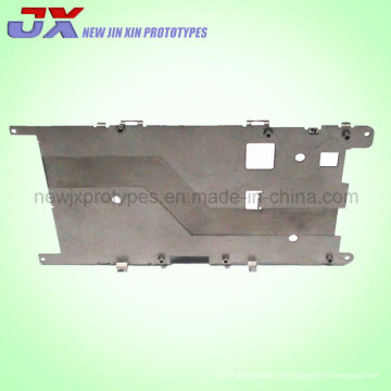 OEM Galvanized Precision High Precision Sheet Metal and Metal Laser Cutting Part Service