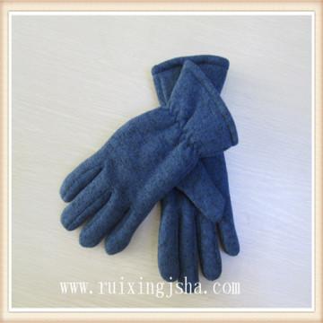 Frauen aus Gewirken Multi Farbe-Handschuhe