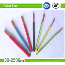 0.6 / 1kv Overhead-Aluminiumleiter-Luftbündel-Kabel-Lieferant in China
