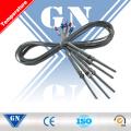 Termopar blindado con cable de compensación (CX-WR)