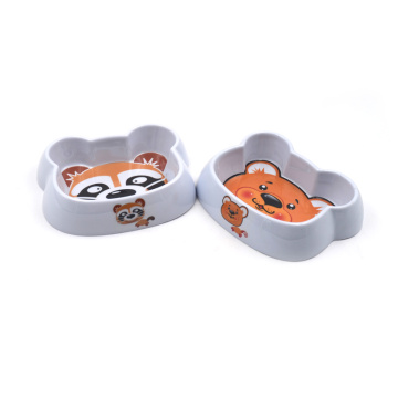 Kundenspezifische Melamine Food Grade Pet Bowl