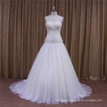 Chinese Beacutiful Real Samples Wedding Dress High Quality
