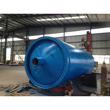 Lanning Carbon Tire Recycle Machine