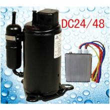 DC 12v / 24v climatiseur solaire pour chauffage électrique voiture air conditionné climatisation automobile
