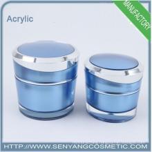 acrylic cosmetic display acrylic bottle